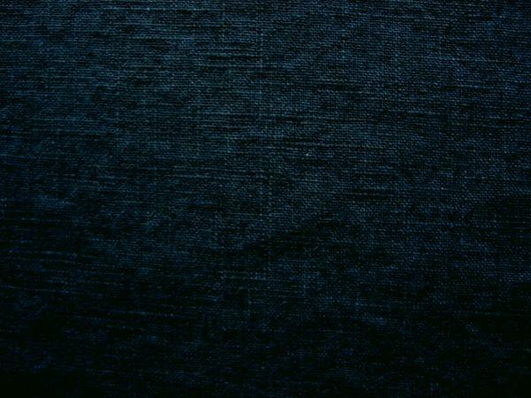 Hilco - Enzym washed Leinen, petrolblau