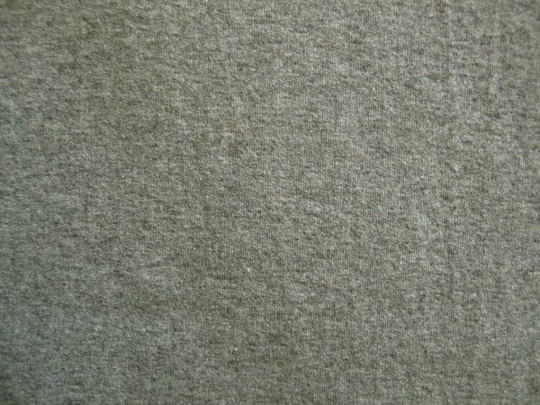 Hilco - Stretch-Sweat Sweat Crop, steingrau, Rest 61cm
