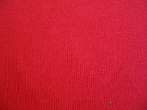 Hilco - Stretch-Jersey Maxi Uni, rot