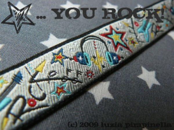 Farbenmix - YOU ROCK!!! Webband