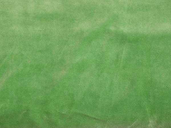 Hilco - Nicky-Velour grün