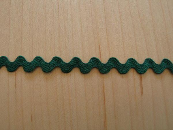Zackenlitze grün 10mm