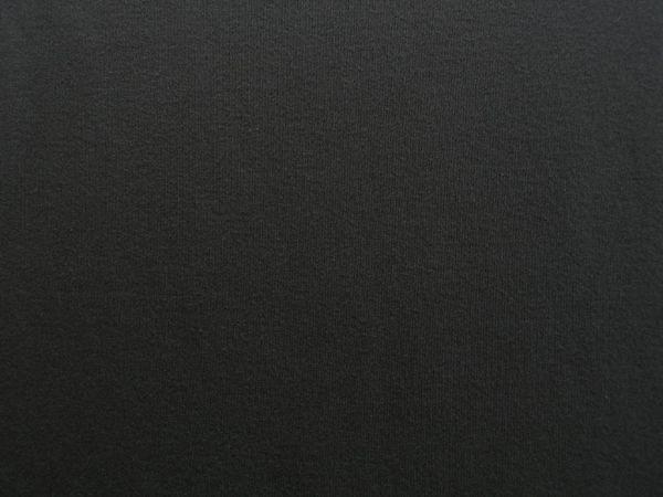 Hilco - Interlock Jersey, schwarz