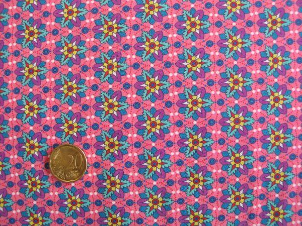 Hilco - Hilde Blumendruck, rosa