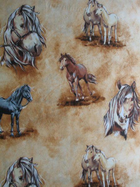 Hilco - Pferdegalopp, braun