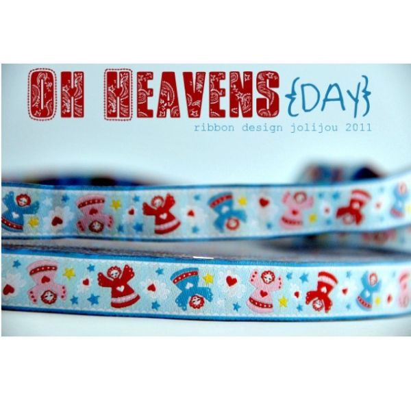 Farbenmix - Oh Heavens DAY, Webband