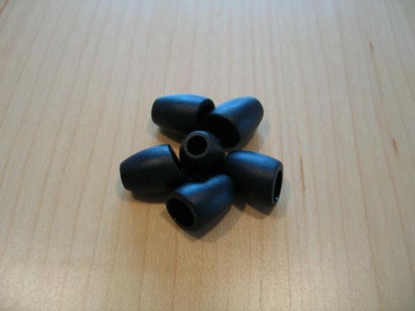 Union Knopf, Kordelstopper 16mm dunkelblau