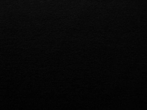 Hilco - Viskosejersey mit Elasthan, schwarz