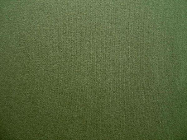Hilco - Interlock Jersey, khaki-grün