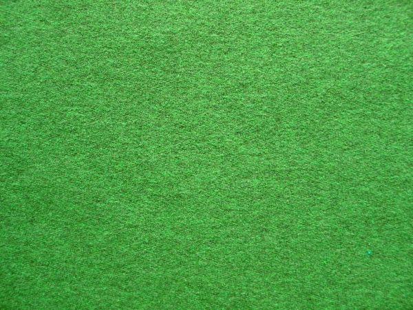 Hilco - Stretch-Sweat Sweat Crop, grün, Reststück 51cm