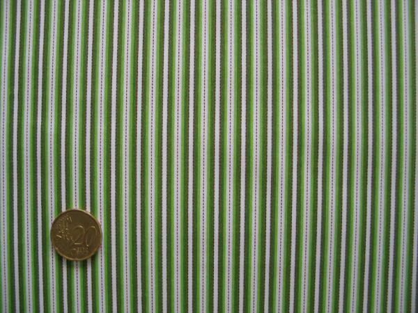 Hilco - Hilde Streifen grün