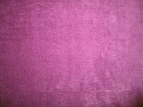Hilco - Nicky-Velour violett
