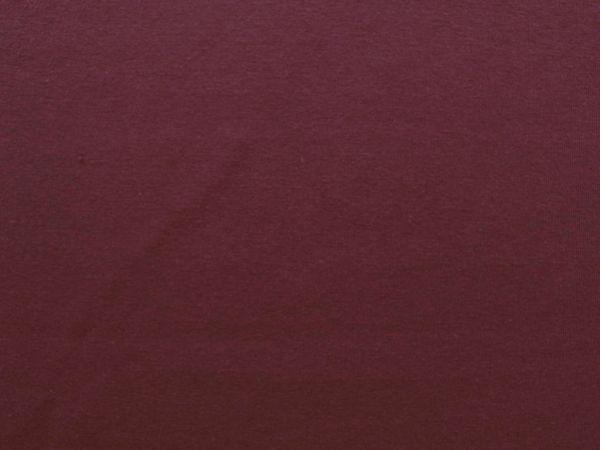 Hilco - Stretch-Jersey Maxi Uni, aubergine
