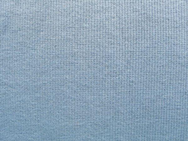 Hilco - Bündchenstrick, helles blaugrau