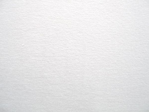 Hilco - Viskosejersey mit Elasthan, weiß