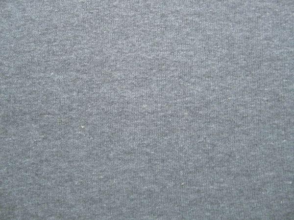 Hilco - Sweatshirtstoff Jogging Melange, mittelgrau