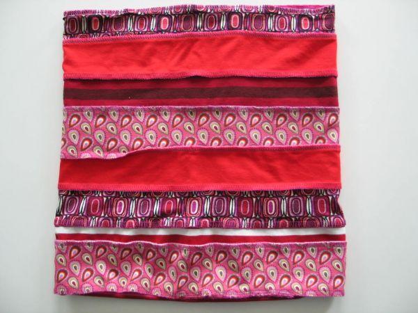 MINETI - Loop aus jersey, rot