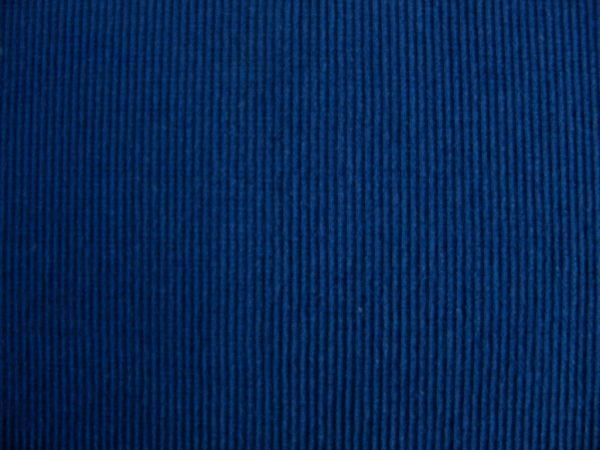 Hilco - Bündchenstrick, tintenblau
