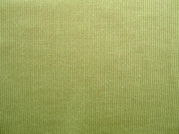 Hilco - Babycord, gelbgrün, Reststück 47cm