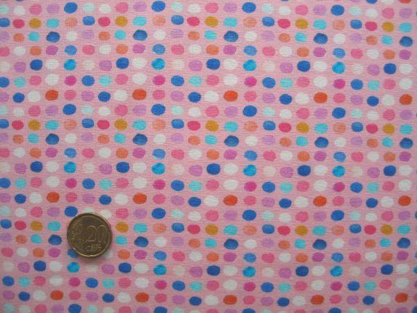 Hilco - Stretch-Jersey Giraffe Paradise, rosa
