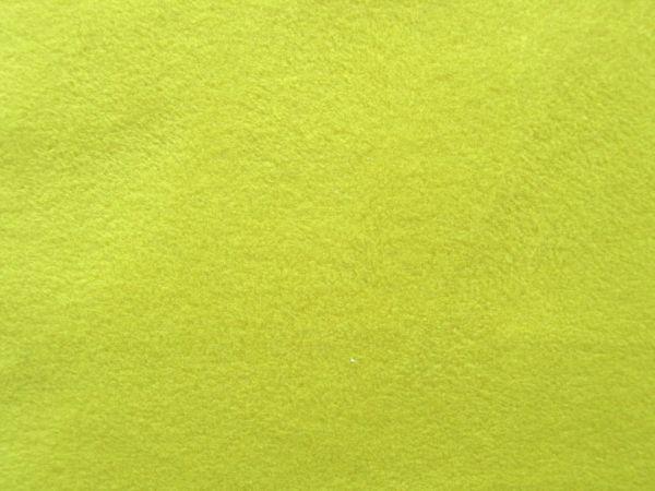 Hilco - Sport Fleece, gelbgrün
