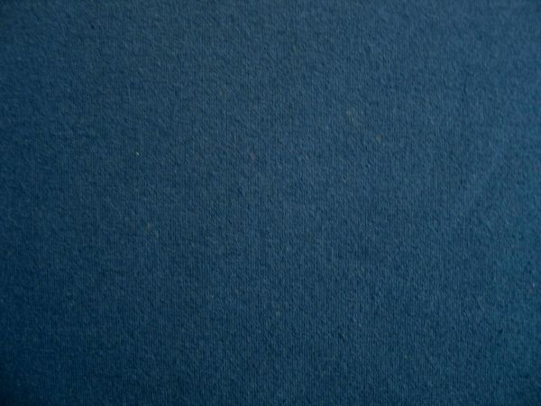 Hilco - Stretch-Jersey Maxi Uni, dunkelblau, Reststück 26cm