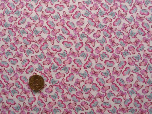 Hilco - Florencia Schmetterlinge, rosa