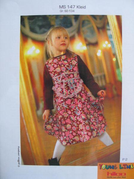 Pattern Company - Kleid mit Godets, Gr. 92-134