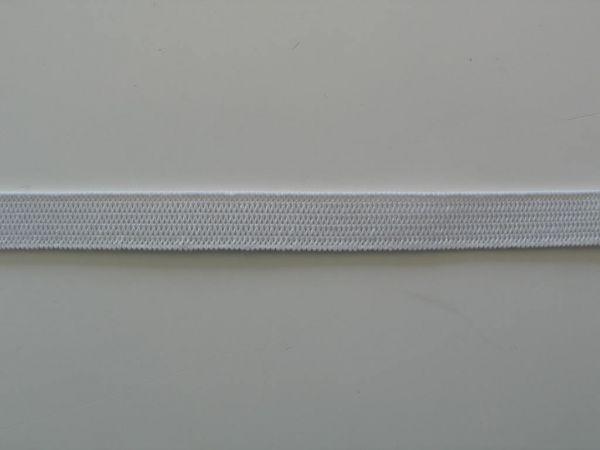 Gummiband 8mm weiß