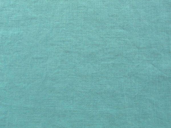 Hilco - Enzym washed Leinen, türkisblau