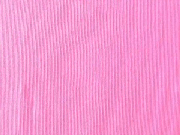 Hilco - Bündchenstrick, rosa, Reststück 30cm