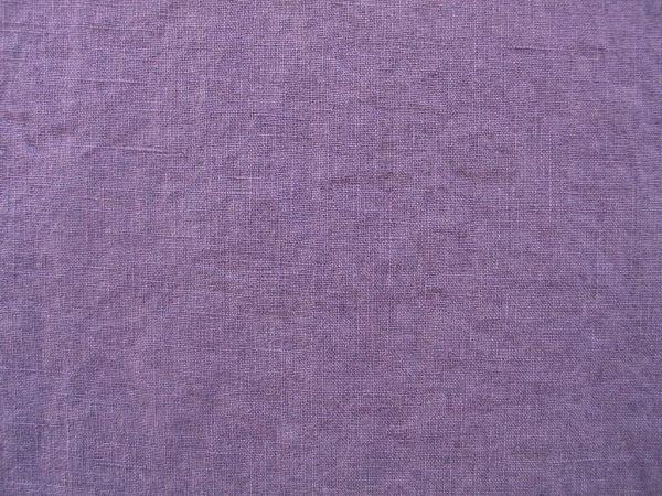 Hilco - Enzym washed Leinen, lila