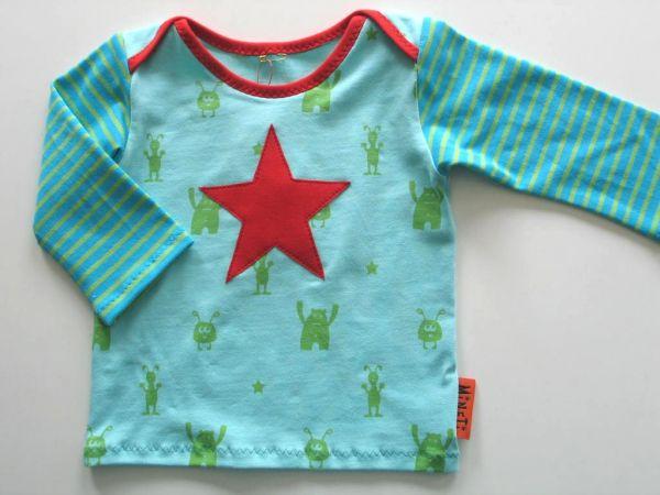 MINETI - Baby Shirt Best Friend, Gr. 62-68