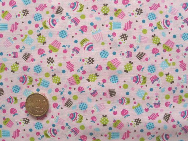Hilco - Florencia Cupcakes, rosa