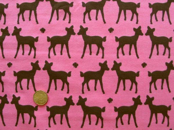 Hilco - Stretch-Sweaty Petit Faon, pink