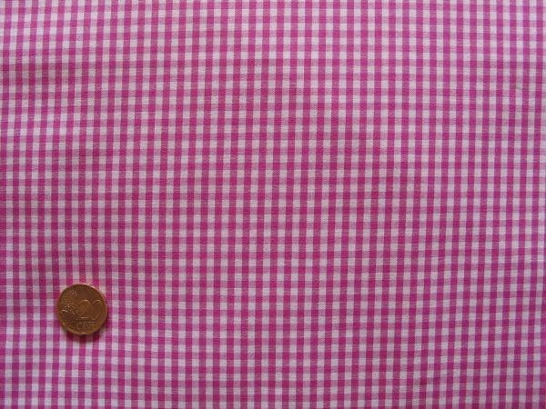 Hilco - Vichy-Karo, pink-weiß