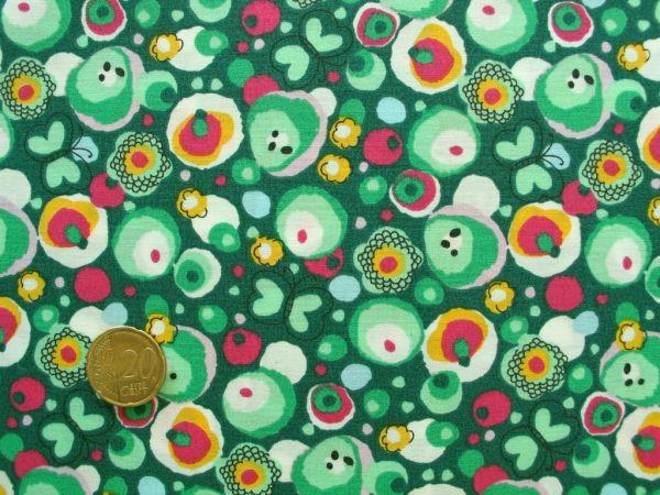 Hilco - Baumwollpopeline Cala Boule, grün
