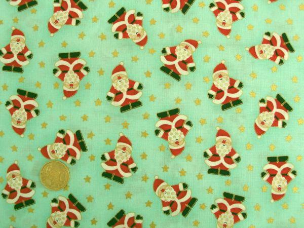 Hilco - Deko Weihnachten, hellblau