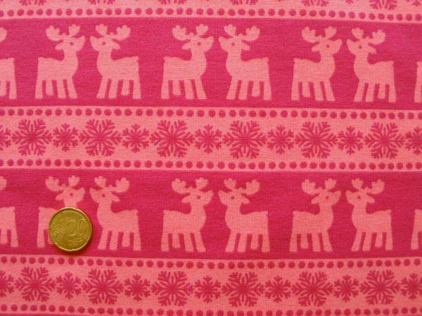Hilco - Stretch-Sweat Sweat Rudi, pink