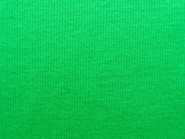 Hilco - Bündchenstrick, grün