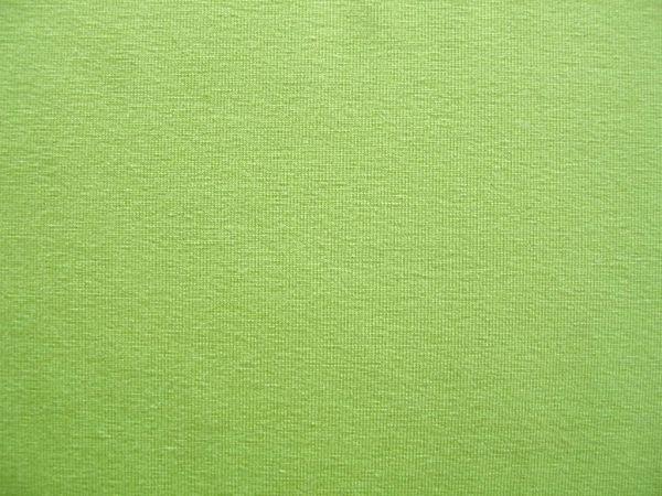 Hilco - Viskosejersey mit Elasthan, apfelgrün