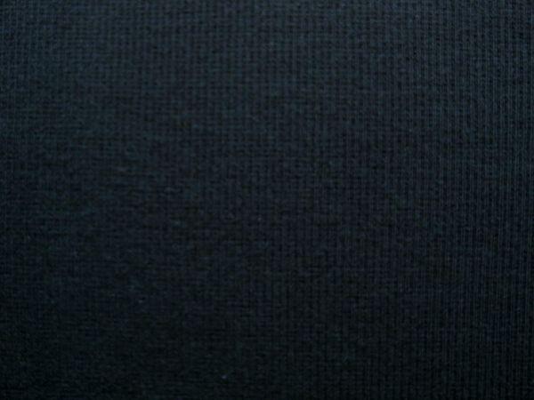 Hilco - Bündchenstrick, dunkelblau