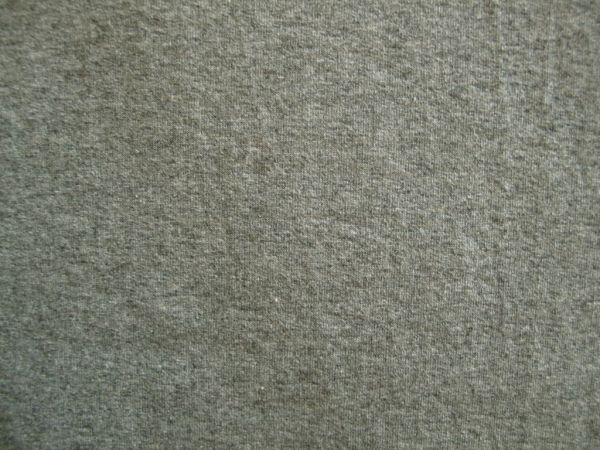 Hilco - Stretch-Sweat Sweat Crop, steingrau, Rest 51cm