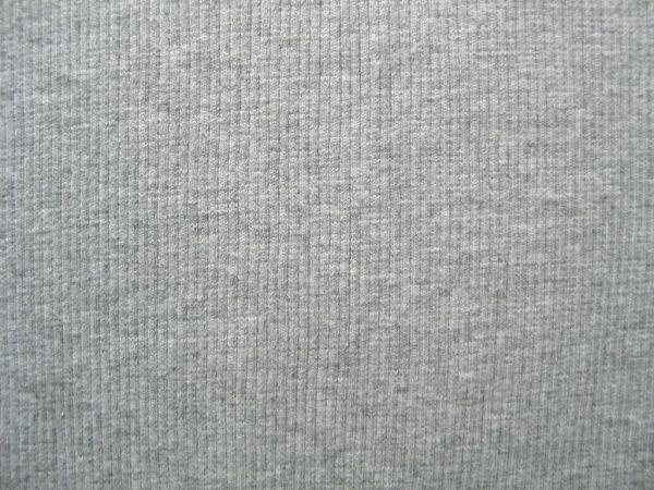 Hilco - Bündchenstrick Melly-Grey, kiesel